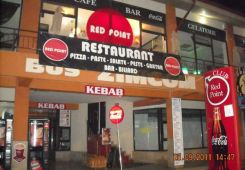 Restaurant Red Point, Eforie Nord