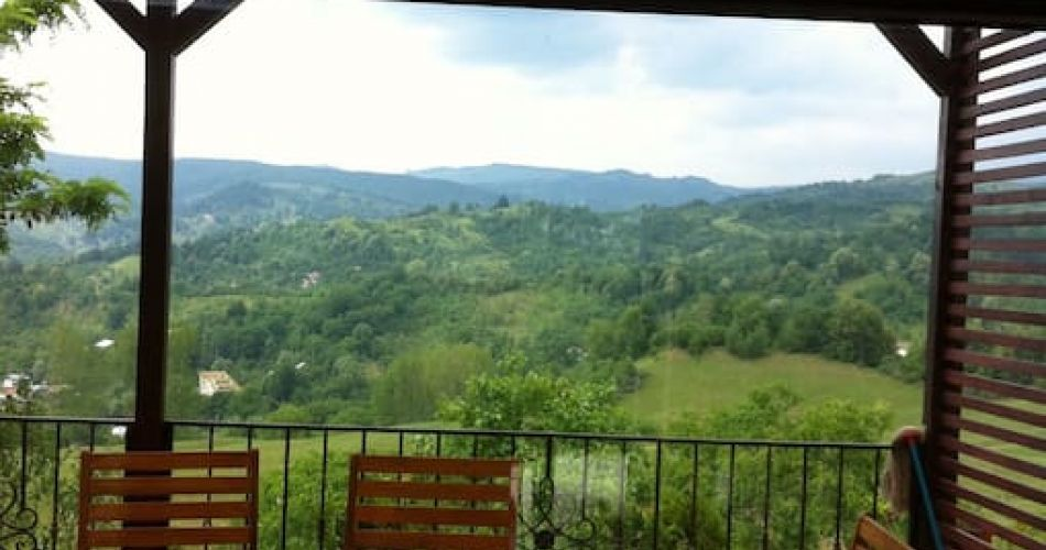 - Apartament Casa Breaza-sky View Cottage