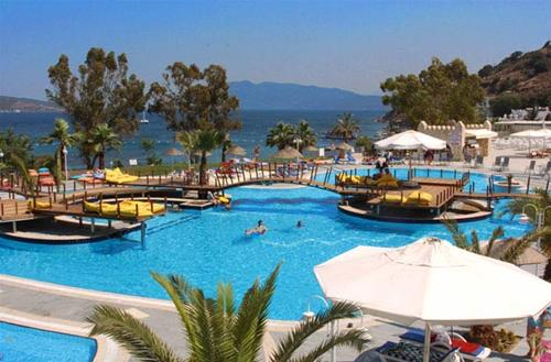 Hotel SALMAKIS BEACH RESORT AND SPA - Hotel SALMAKIS BEACH RESORT AND SPA