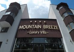 Vila Mountain Breeze Predeal, Predeluț
